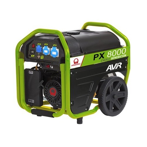 Generatore portatile Pramac PX8000