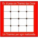 Brunoplast Tiramisù tipo croci BRU162