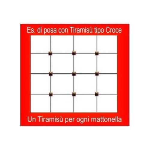 Brunoplast Tiramisù tipo croci BRU164