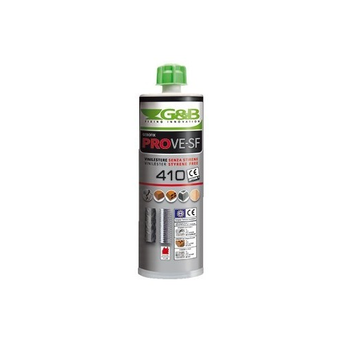 Ancorante chimico GEBOFIX PRO VE-SF CE1