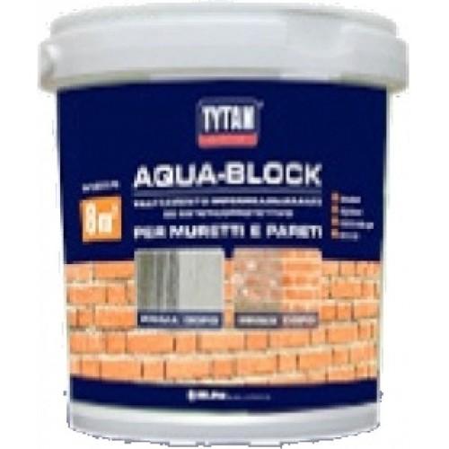 TYTAN AQUA-BLOCK Muretti e Pareti