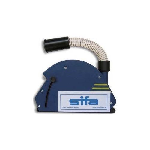 Cuffia aspirazione SIFA per smerigliatrici 230mm