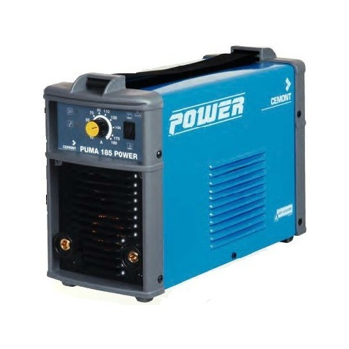 Saldatrice inverter CEMONT PUMA 165 POWER