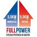 Generatore Diesel HYUNDAI DHY8500SE-T FULL POWER