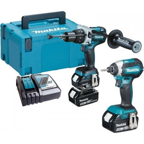 Kit Avvitatori MAKITA DLX2174TJ1