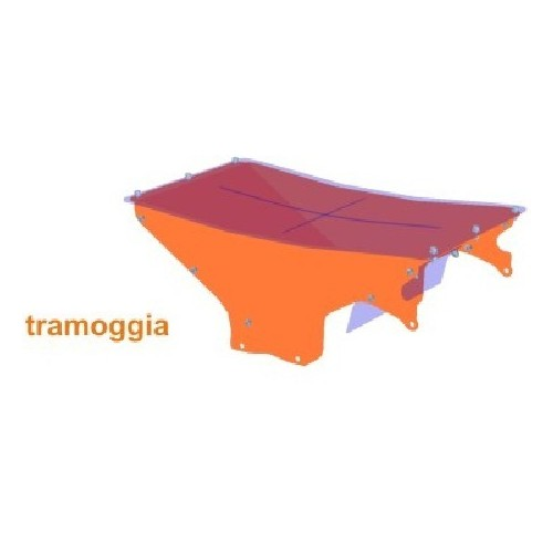 TRAMOGGIA STANDARD PER MINIFRANTOIO CRUNCHY