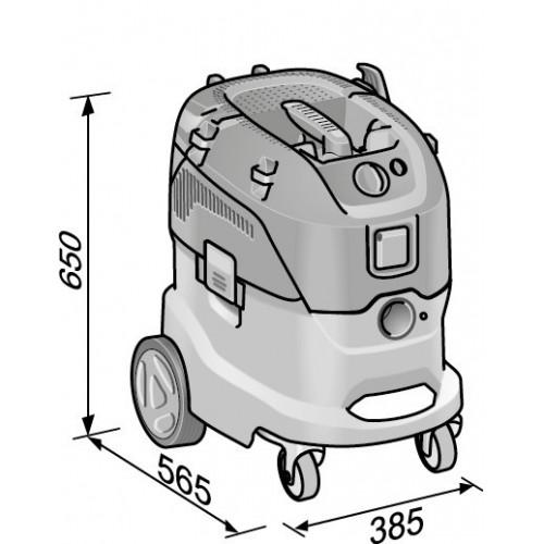 Aspiratore Flex VCE 44L AC