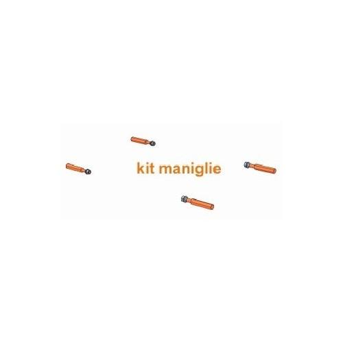 KIT MANIGLIE PER MINIFRANTOIO CRUNCHY COMPACT