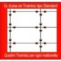 Brunoplast Tiramisù standard 2mm BRU169250