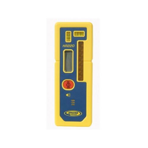 Ricevitore per Tracciatori Laser SPEKTRA HR220