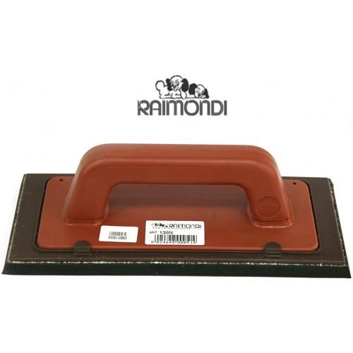 Spatola EASY LOCK Raimondi per fuga gomma mousse