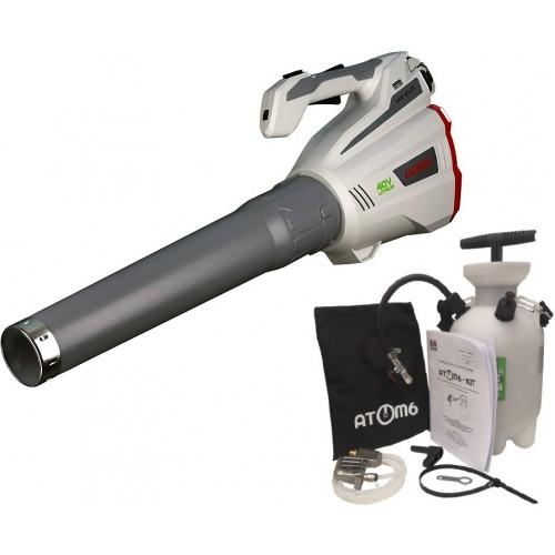 Soffiatore a batteria Ikra IAB25