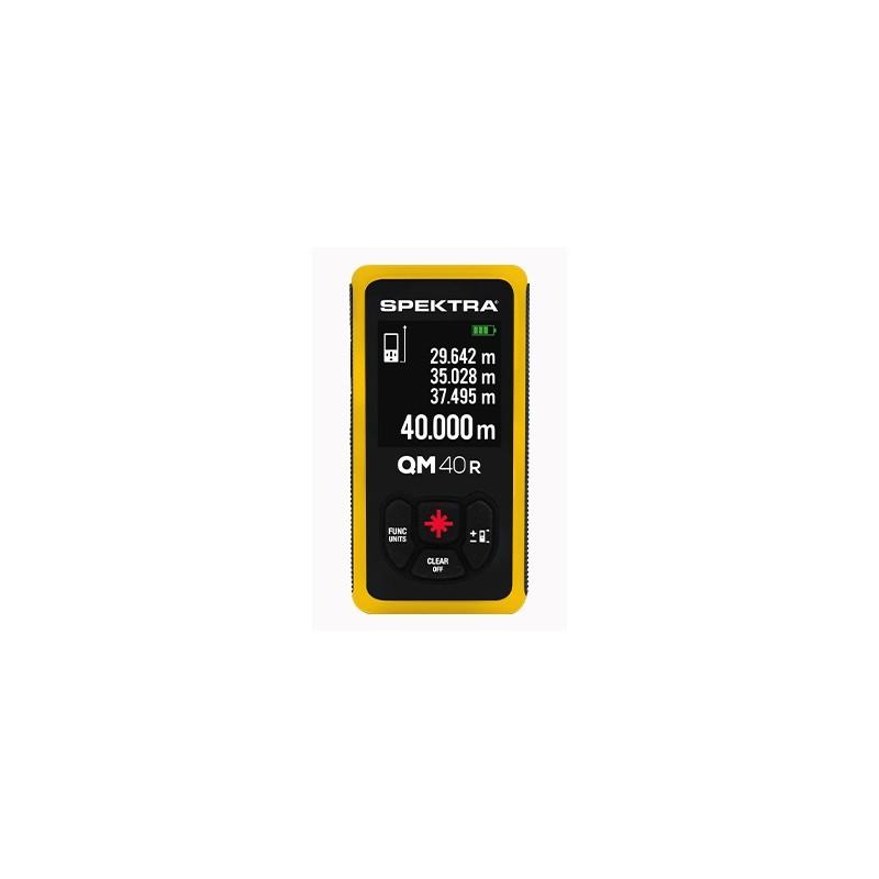 Misuratore Laser SPEKTRA QM 40 R