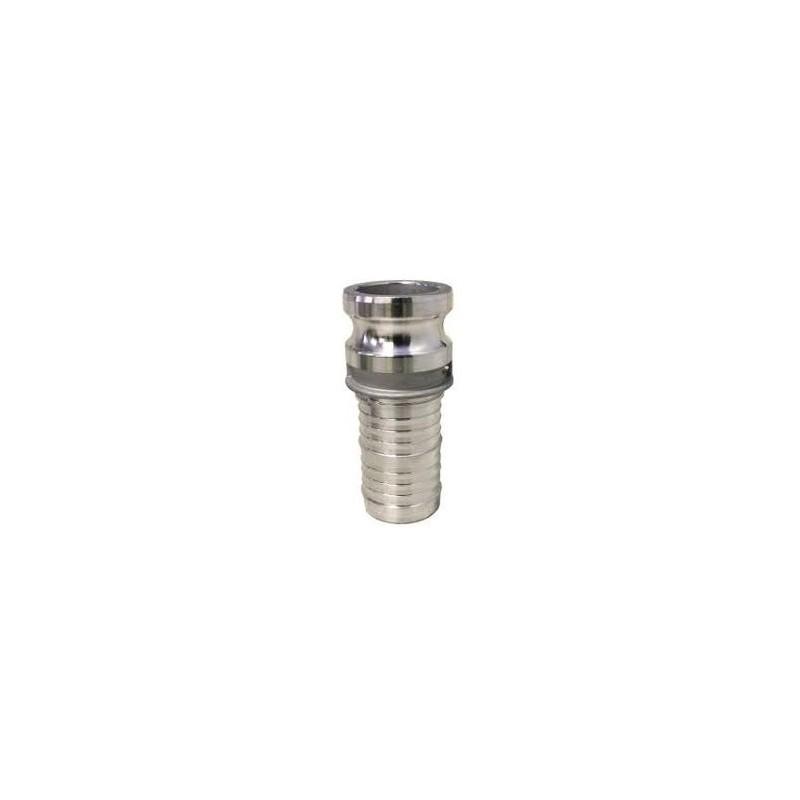 Raccordo M Camlock DN60 B75.5mm
