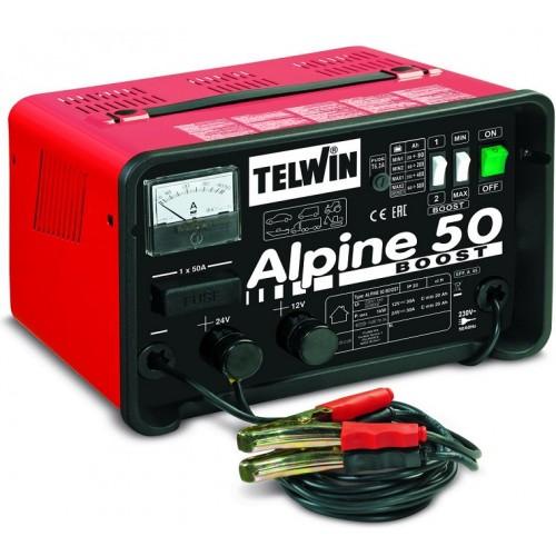 Carica batterie TELWIN Alpine Boost 50