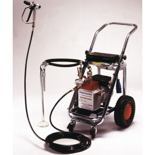 Pompa Airless TECNOVER Superqauttromila TR4000
