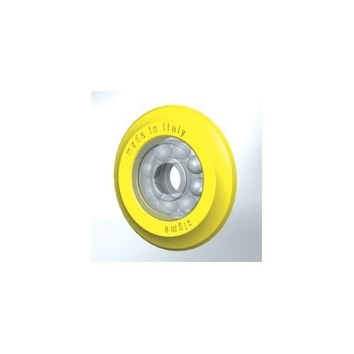 ROTELLA PER INCISIONE mm16 Art.14C COMPLETA DI ASSE